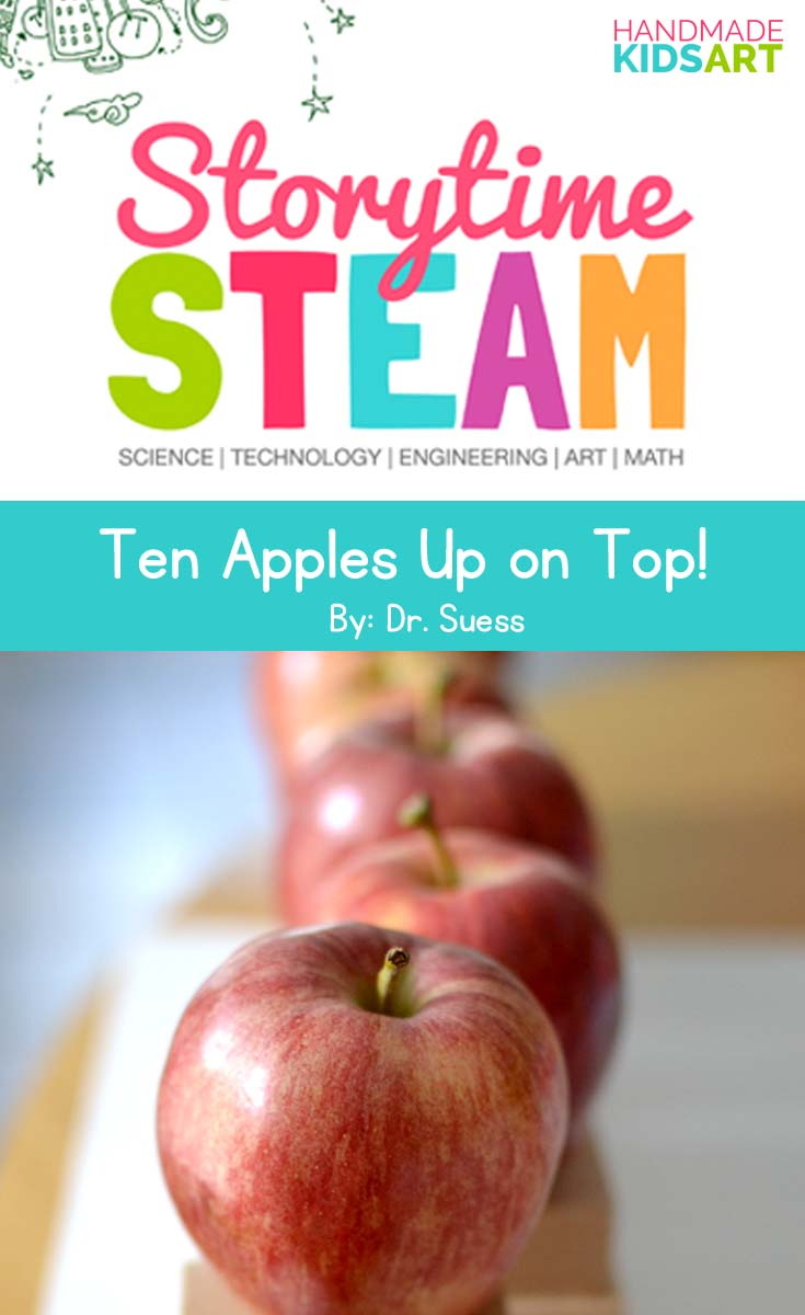 storytime steam ten apples up on top