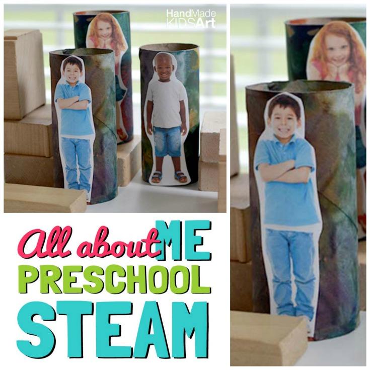 all about me preschool steam