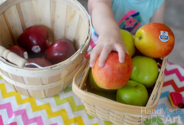 apple market color