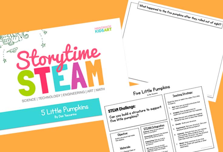 Preschool STEM Lesson Pack