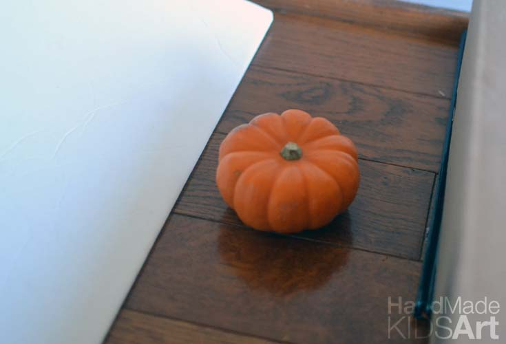Preschool STEM Activity with Pumpkins