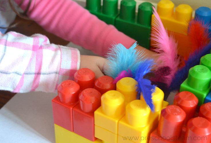 Build a Turkey Hideout: STEM Activity for Preschoolers