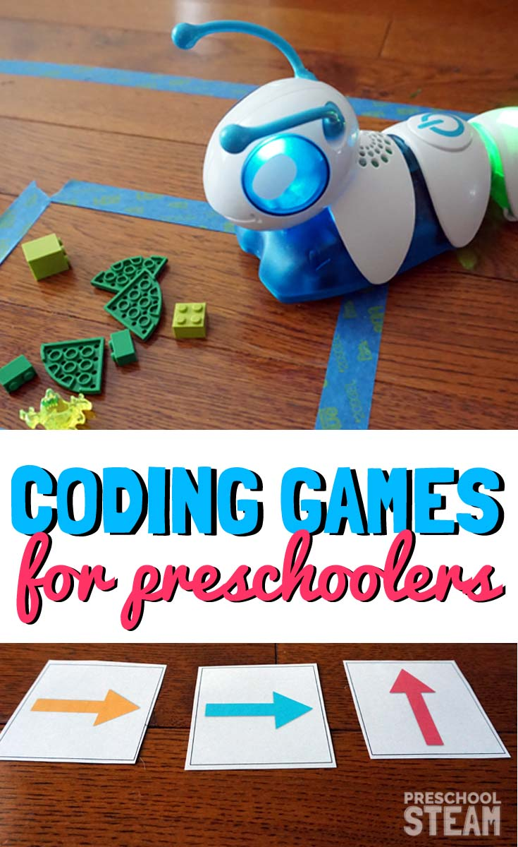 coding games for preschoolers