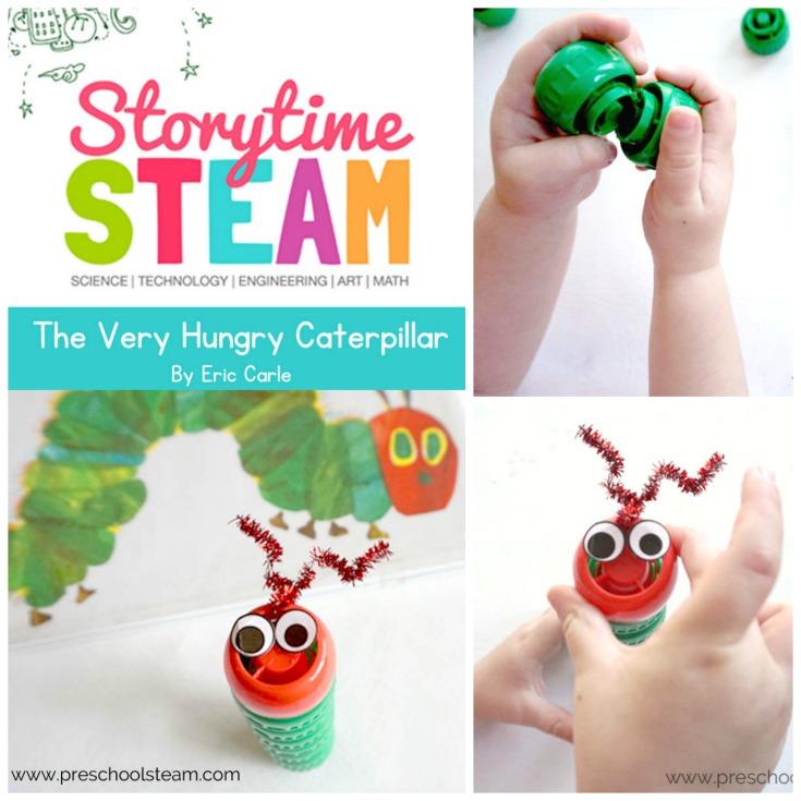 hungry caterpillar steam
