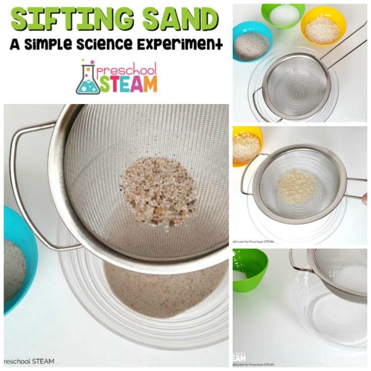 sifting sand fb sq