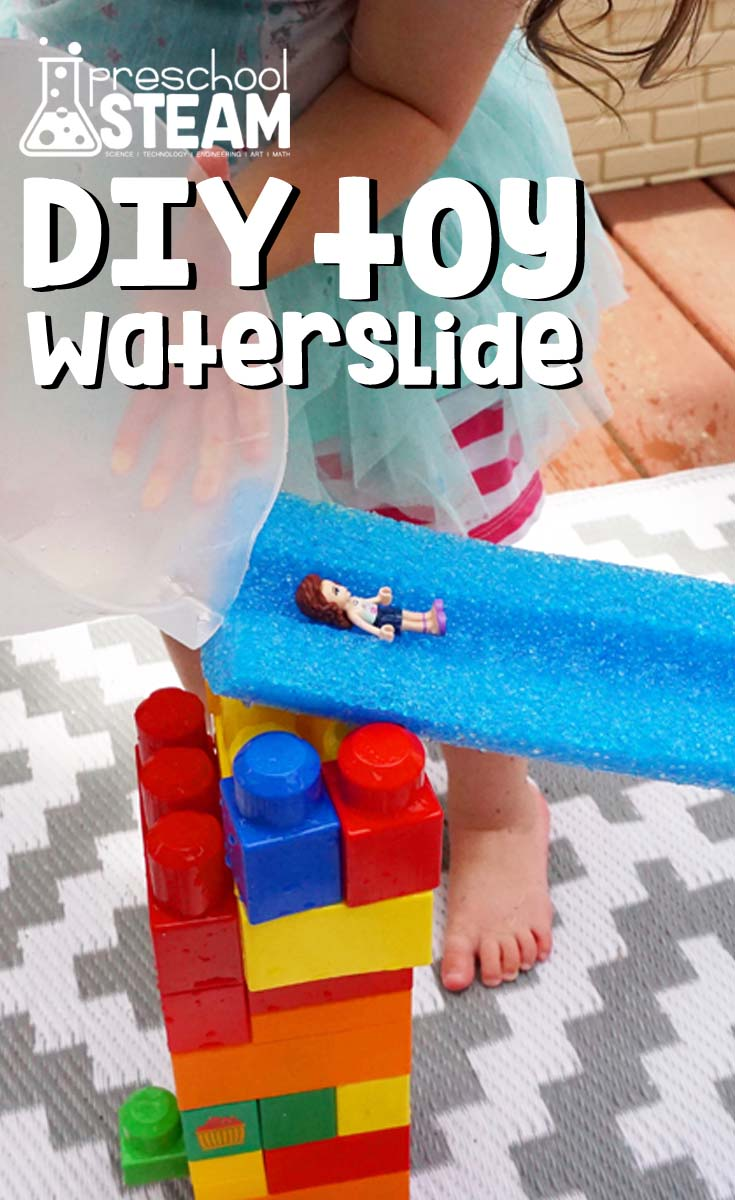 waterslide pin
