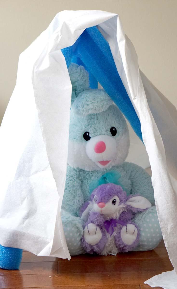 tent bunnies
