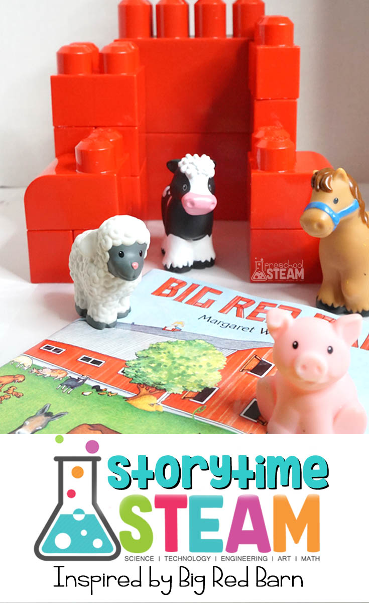 STEAM Storytime Activities for Preschool - Preschool STEAM