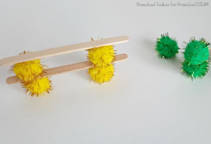 Preschool Stacking Activity