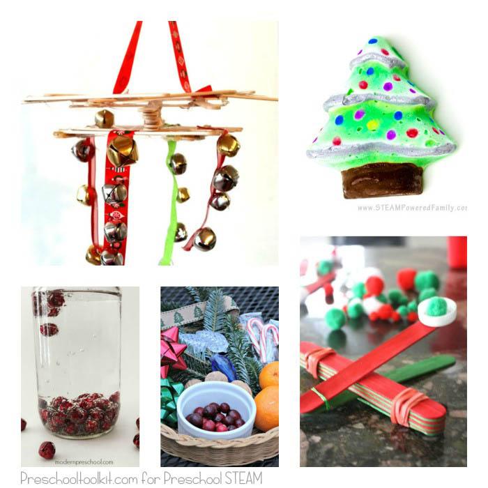 Best Christmas STEAM Activities