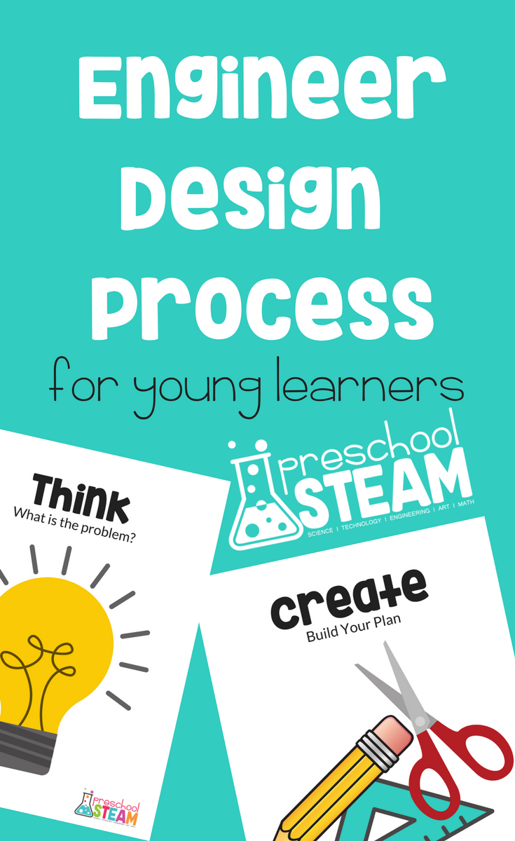 engineer design process for young learners