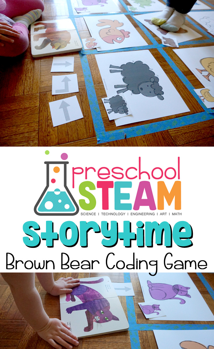 preschool steam storytime