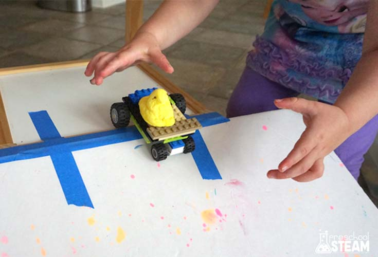 PEEP Racing: A STEAM Activity for Preschoolers