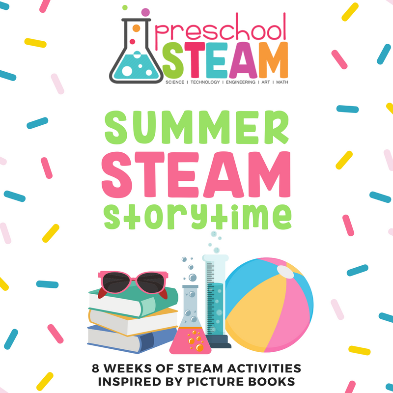 summer steam storytime
