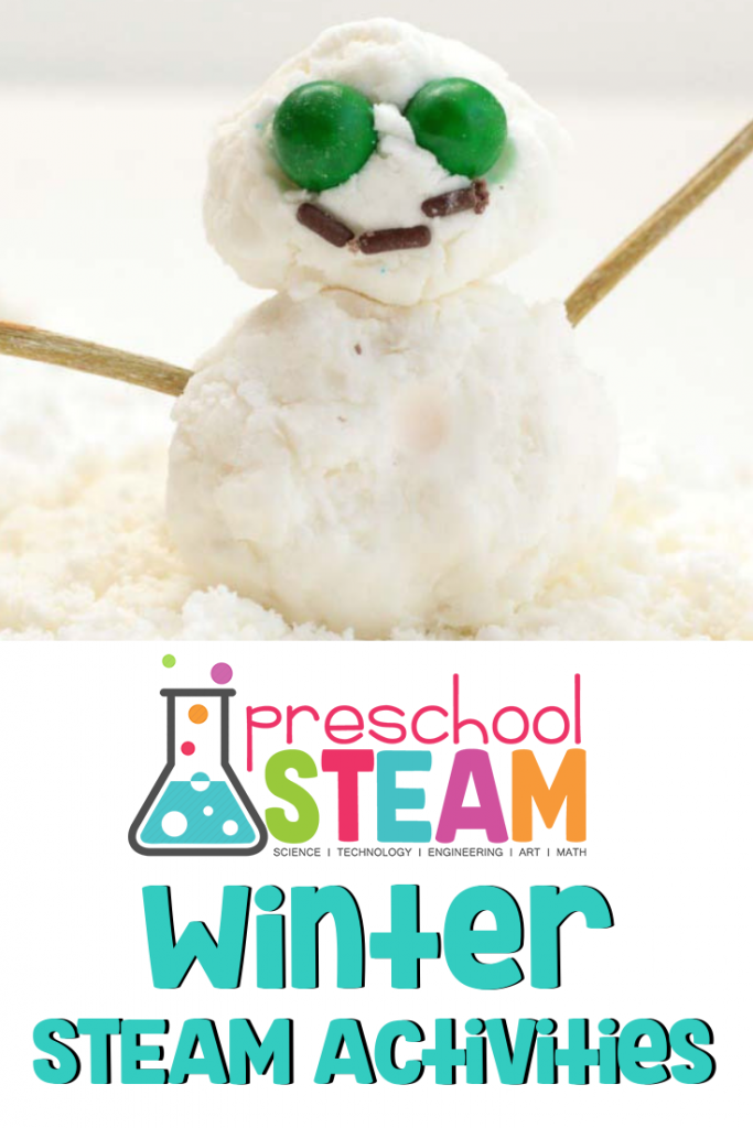 The Most Wonderful Winter STEAM Activities for Preschoolers