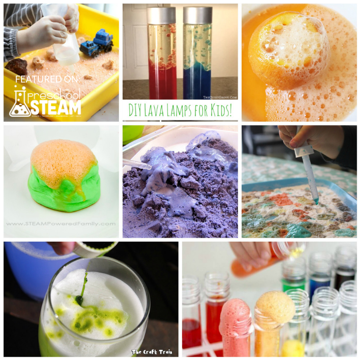 Fizzy STEAM activity