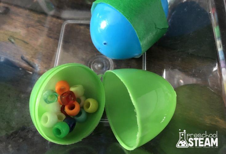 Egg Shaker Challenge